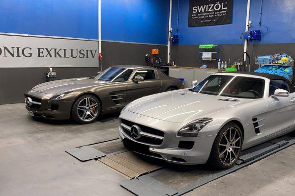Keramikversiegelung-Muenchen-Mercedes