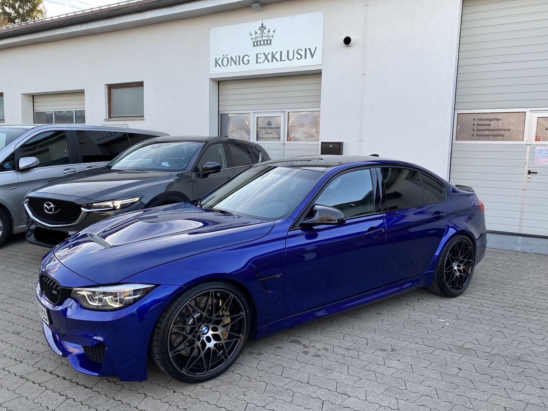 Keramikversiegelung-Muenchen-BMW