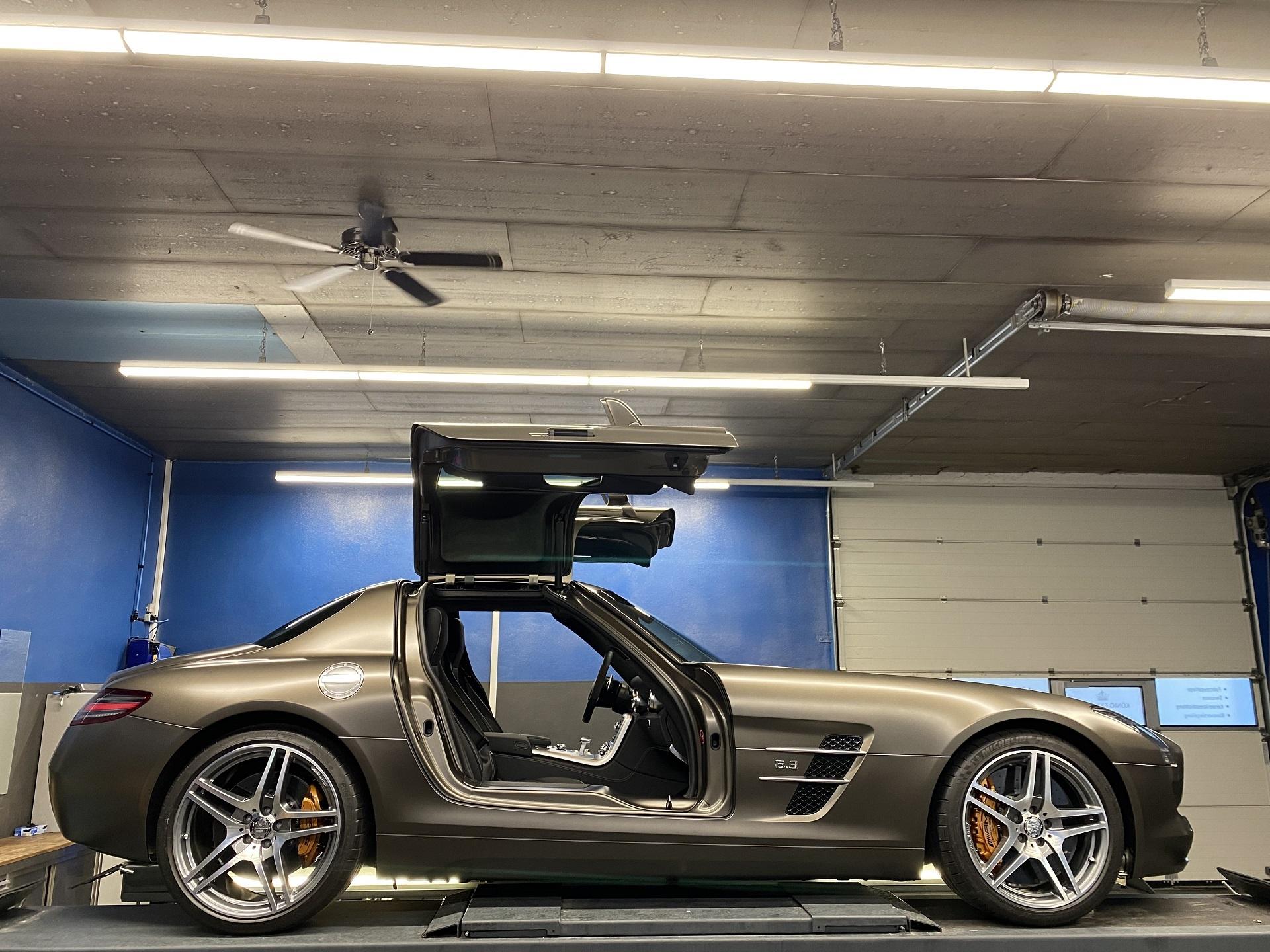 Keramikversiegelung-Muenchen-Mercedes-AMG